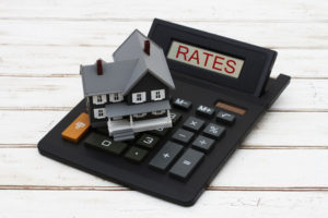 calculating mortgage rates